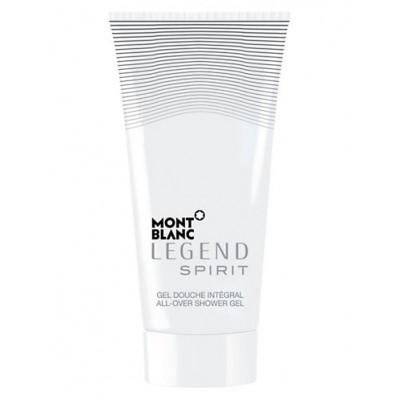 MONT BLANC Legend Spirit shower gel 150ml