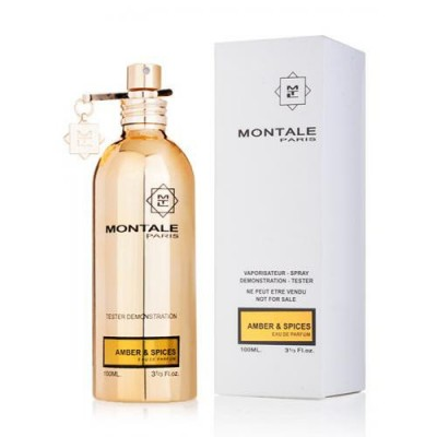 MONTALE Amber & Spices EDP 100ml TESTER