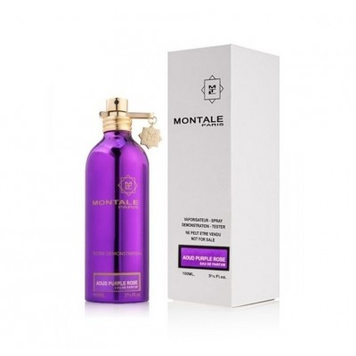 MONTALE Aoud Purple Rose EDP 100ml TESTER