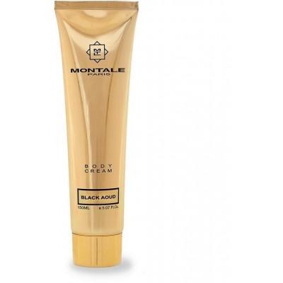 MONTALE Black Aoud body cream 150ml