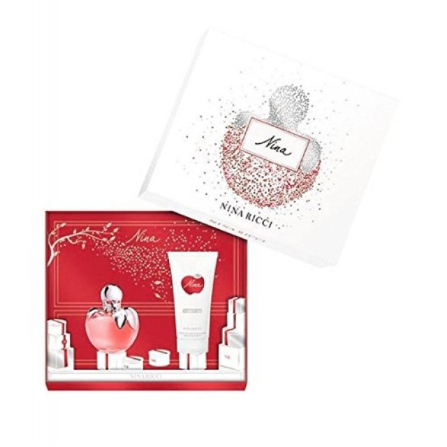 NINA RICCI Nina SET: EDT 50ml + body lotion 75ml