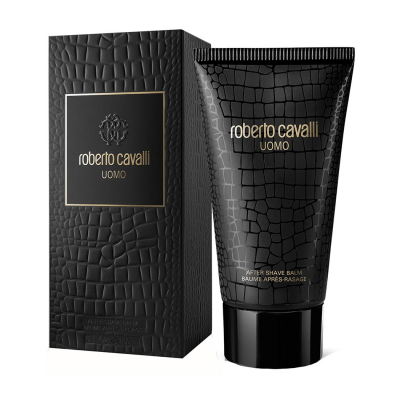 ROBERTO CAVALLI Uomo aftershave balm 150ml