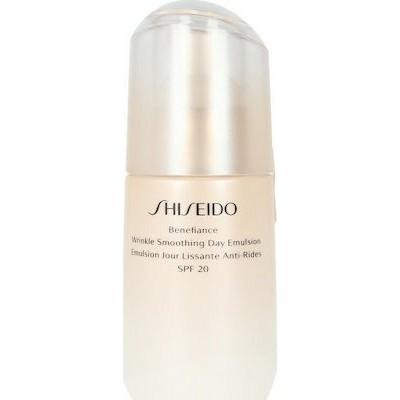 SHISEIDO Benefiance Wrinkle Smoothing Day Emulsion SPF20 75ml