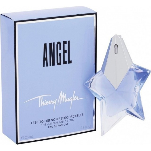 THIERRY MUGLER Angel Non Refillable EDP 25ml
