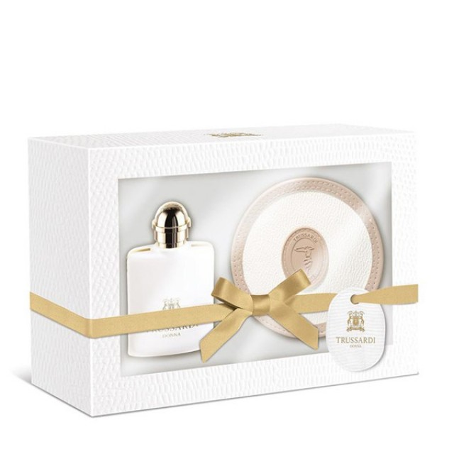 TRUSSARDI Donna SET: EDP 50ml + make up pocket mirror