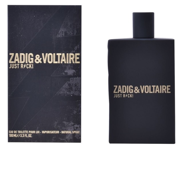 ZADIG & VOLTAIRE Just Rock!  for Him EDT 100ml