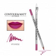 Revers Lip pencil Rose Contour & Matt nr1