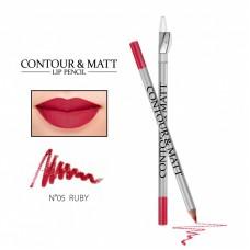 Revers Lip pencil Ruby Contour & Matt nr5