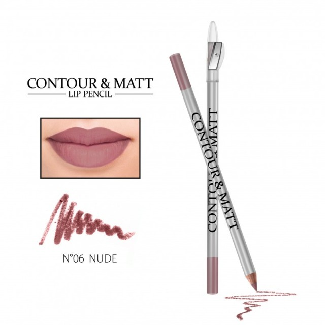 Revers Lip pencil Nude Contour & Matt nr6